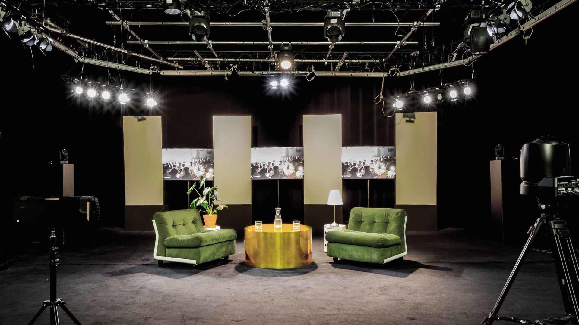 Studio de tournage