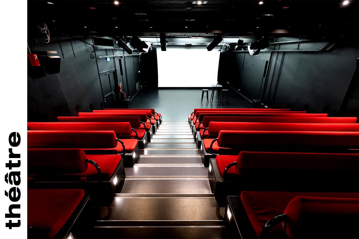 salle de théâtre conférence séminaire à paris